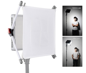 Aputure Easyfrost Diffusor kit for Amaran
