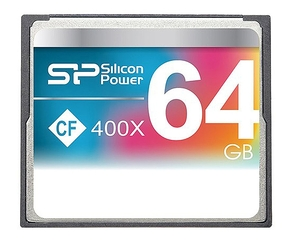 Silicon Power 64GB CFC Professional 400x