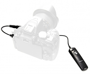 Afstandsbediening Mecano met draad Canon/Nikon/Sony/Fuji