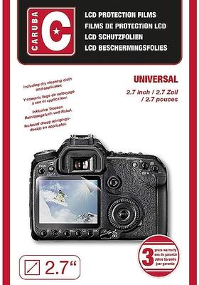 """Caruba LCD Cover Universeel 2.7"""""""