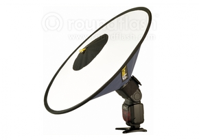 Roundflash Beauty Dish Light