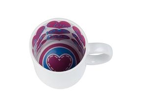 Mug 11oz, I Love You (12)
