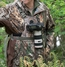 Cotton Carrier Camera Vest G3 voor 1 camera Camo
