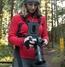 Cotton Carrier Camera Vest G3 voor 1 camera
