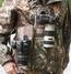 Cotton Carrier Camera Vest  voor 2 camera's met heupholster Camo