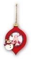 Kit Christmas flakes (36pcs)
