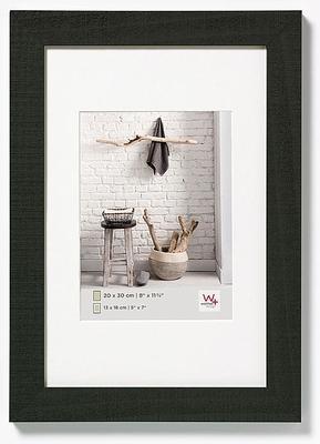 Home wooden frame  21x29,7 Black