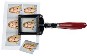 Hand Photo Cutter 50x50mm