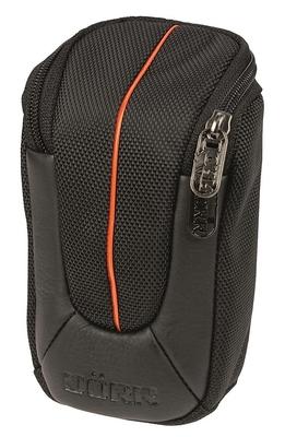 Yuma Camera Case Medium black/orange