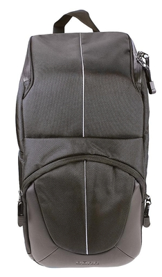 Dorr Yuma Sling Bag black/silver