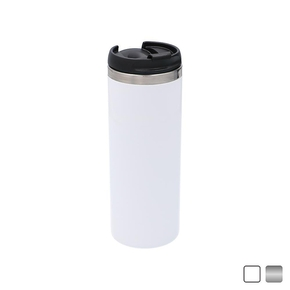 Thermo Travel Mug 450ml wit