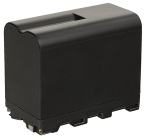 Replace Li-Ion  Battery for Sony NP-F970 (6600mAh, 7.2V)