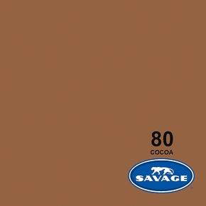 Paper Background 1,35x11m Cocoa