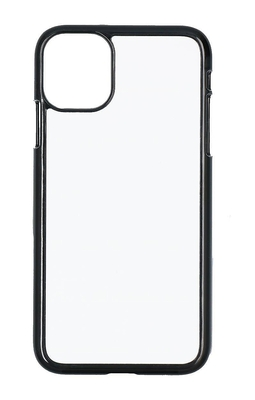iPhone 11 Case, Plastic, Black (10)