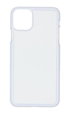 iPhone 11 Pro Max Case, Plastic, White (10)