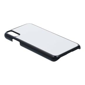 iPhone XR Case, Plastic, Black (10)