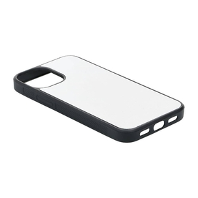 iPhone 12 Mini Case, Rubber, Black (10)