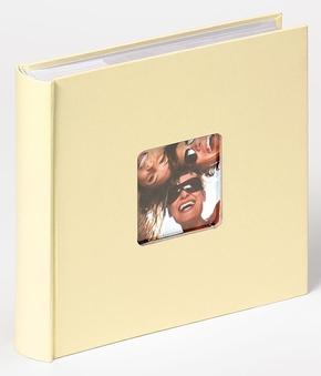 Memo album fun dark cream 13x18cm  200 photos