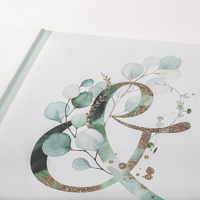 Wedding Album Everlasting, 28x30,5 cm white